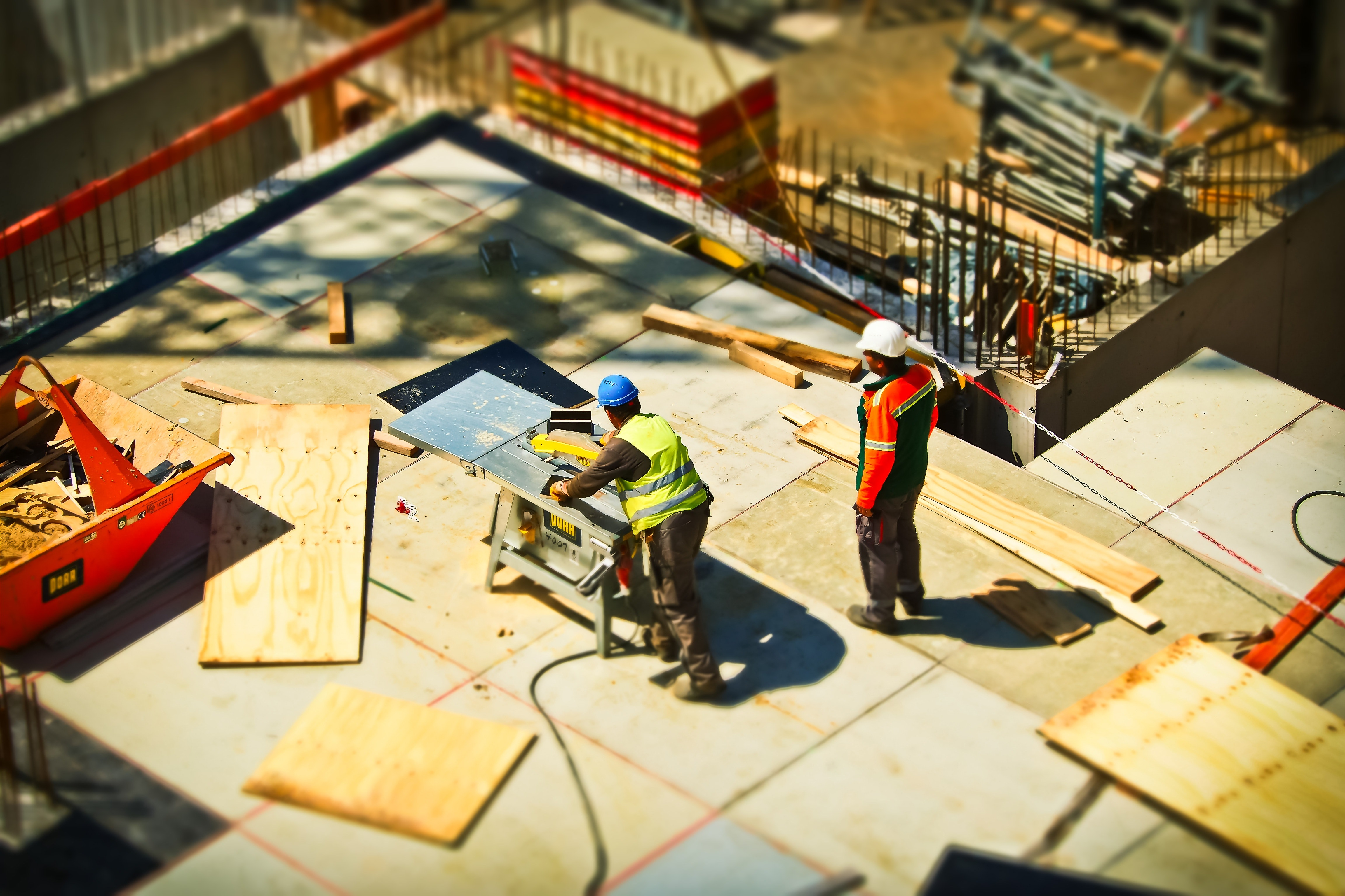 Report On The Latest Statistics In The Construction Sector